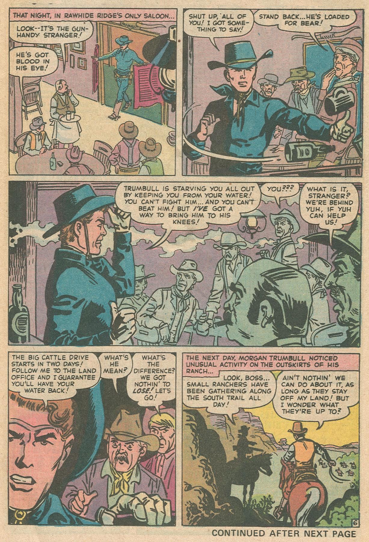 Read online Two-Gun Kid comic -  Issue #124 - 25