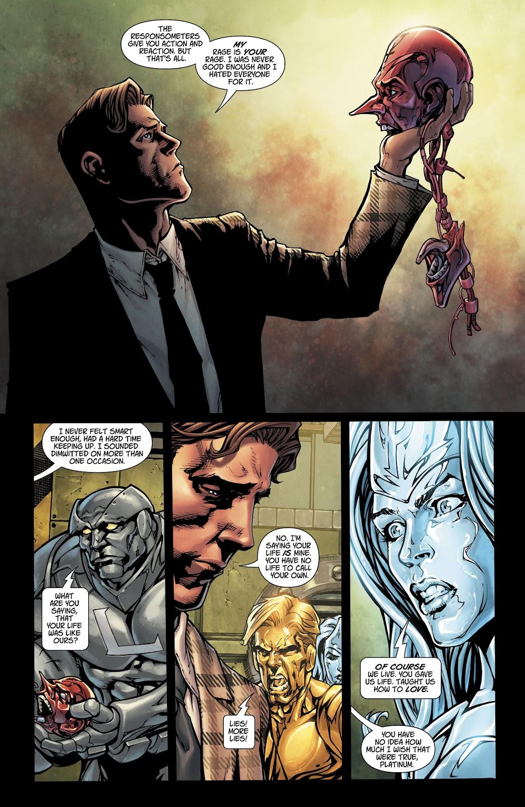 Read online Metal Men (2019) comic -  Issue #1 - 17