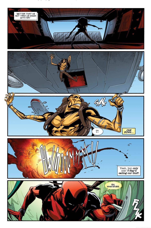 Read online Deadpool (2008) comic -  Issue #63 - 6