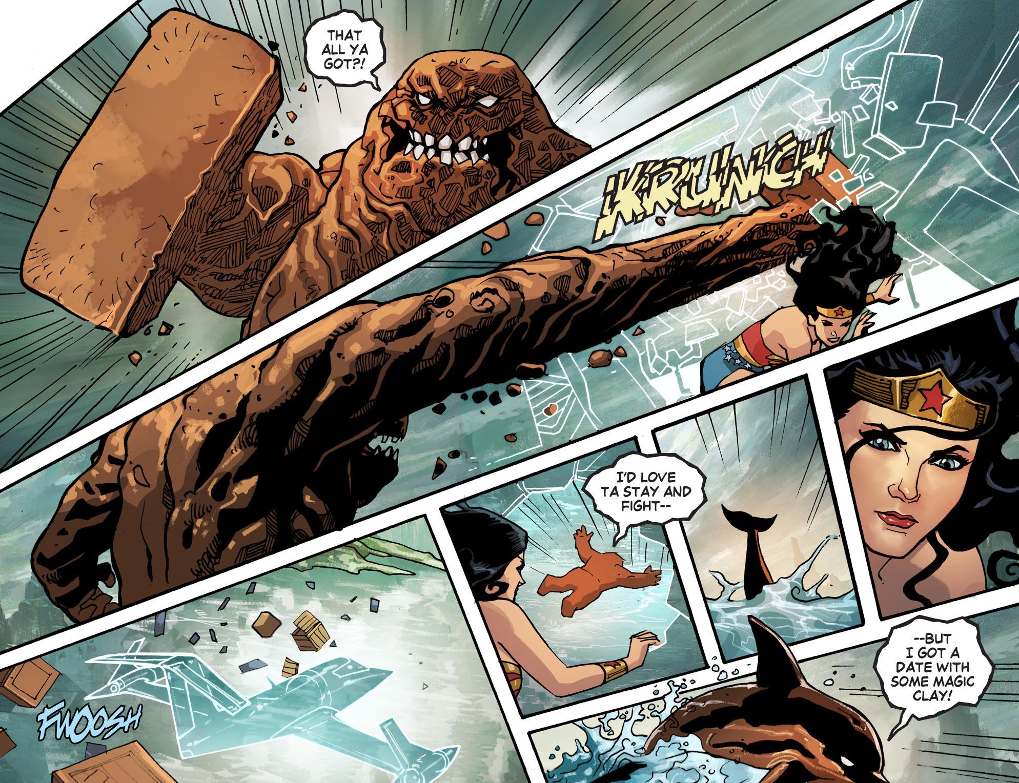 Read online Wonder Woman '77 [I] comic -  Issue #14 - 19