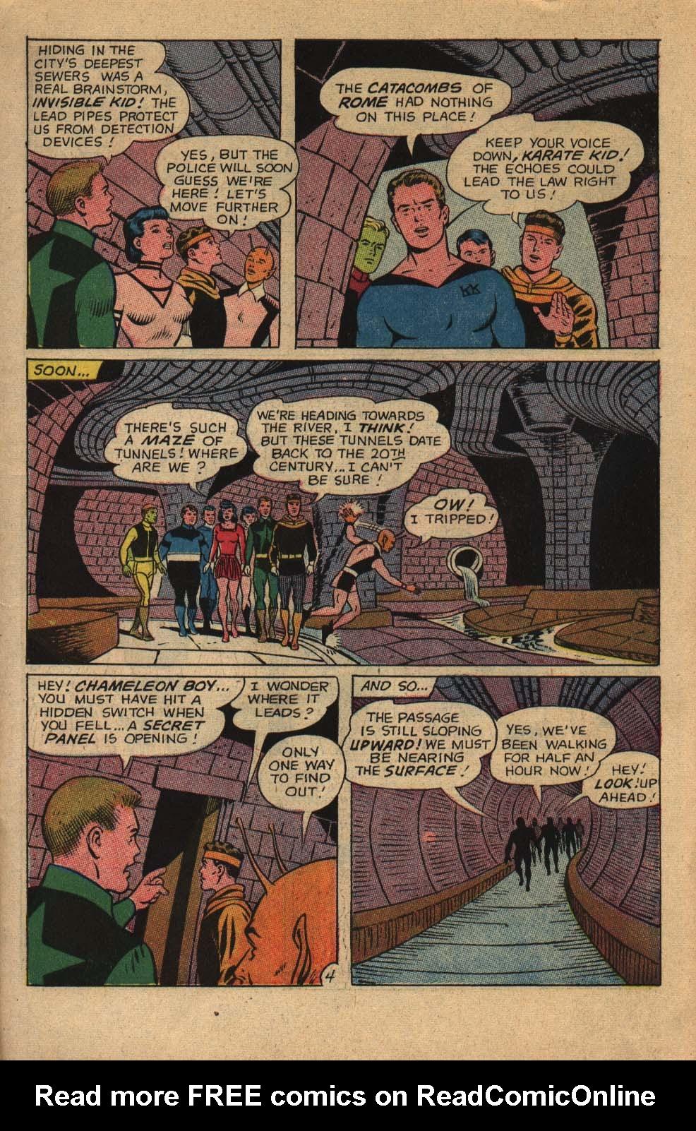 Read online Adventure Comics (1938) comic -  Issue #360 - 7