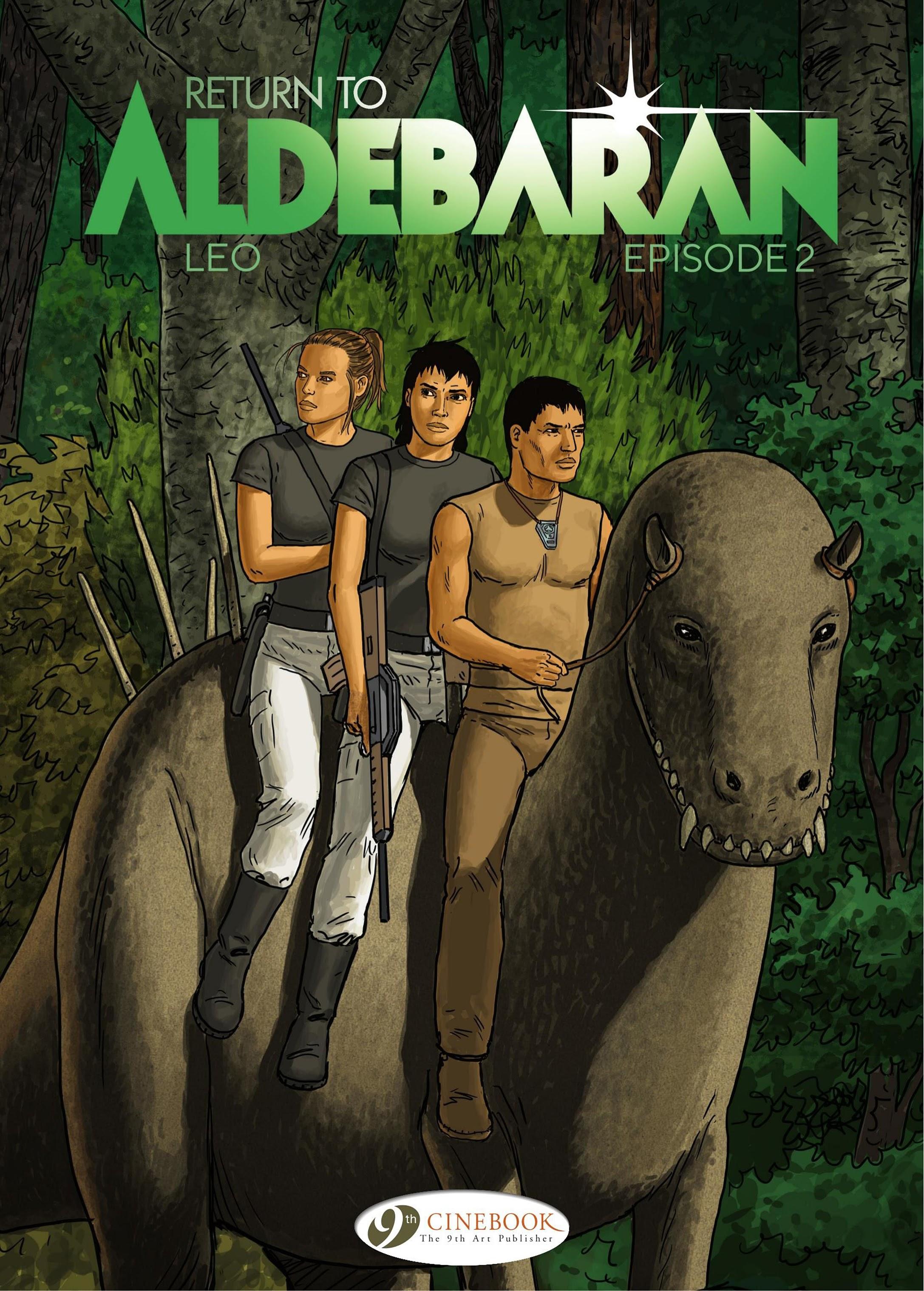 Return to Aldebaran 2 Page 1