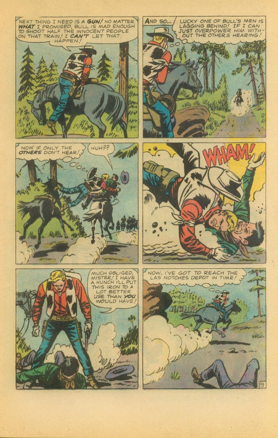 Kid Colt Outlaw issue 199 - Page 18