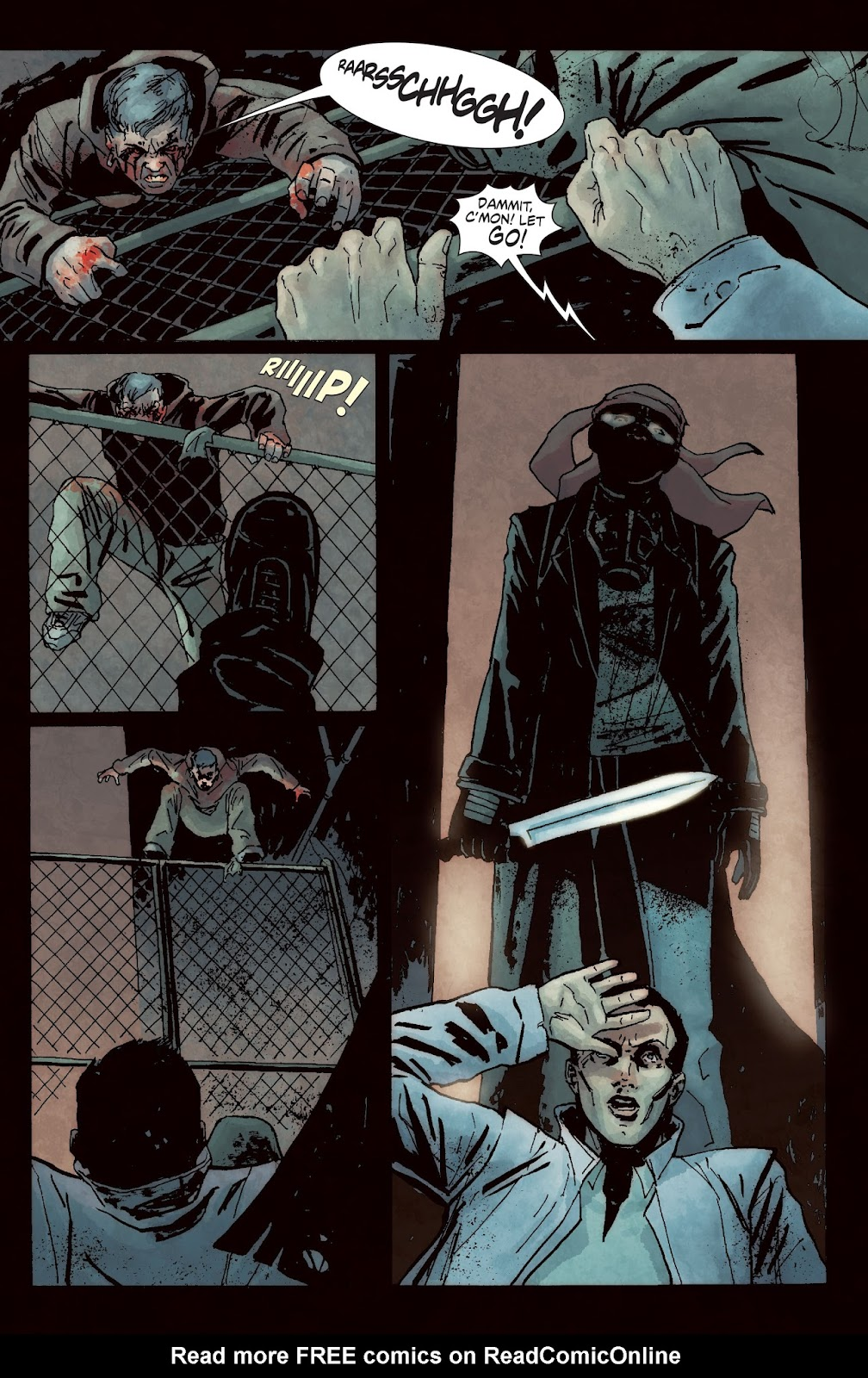 28 Days Later issue 23 - Page 20