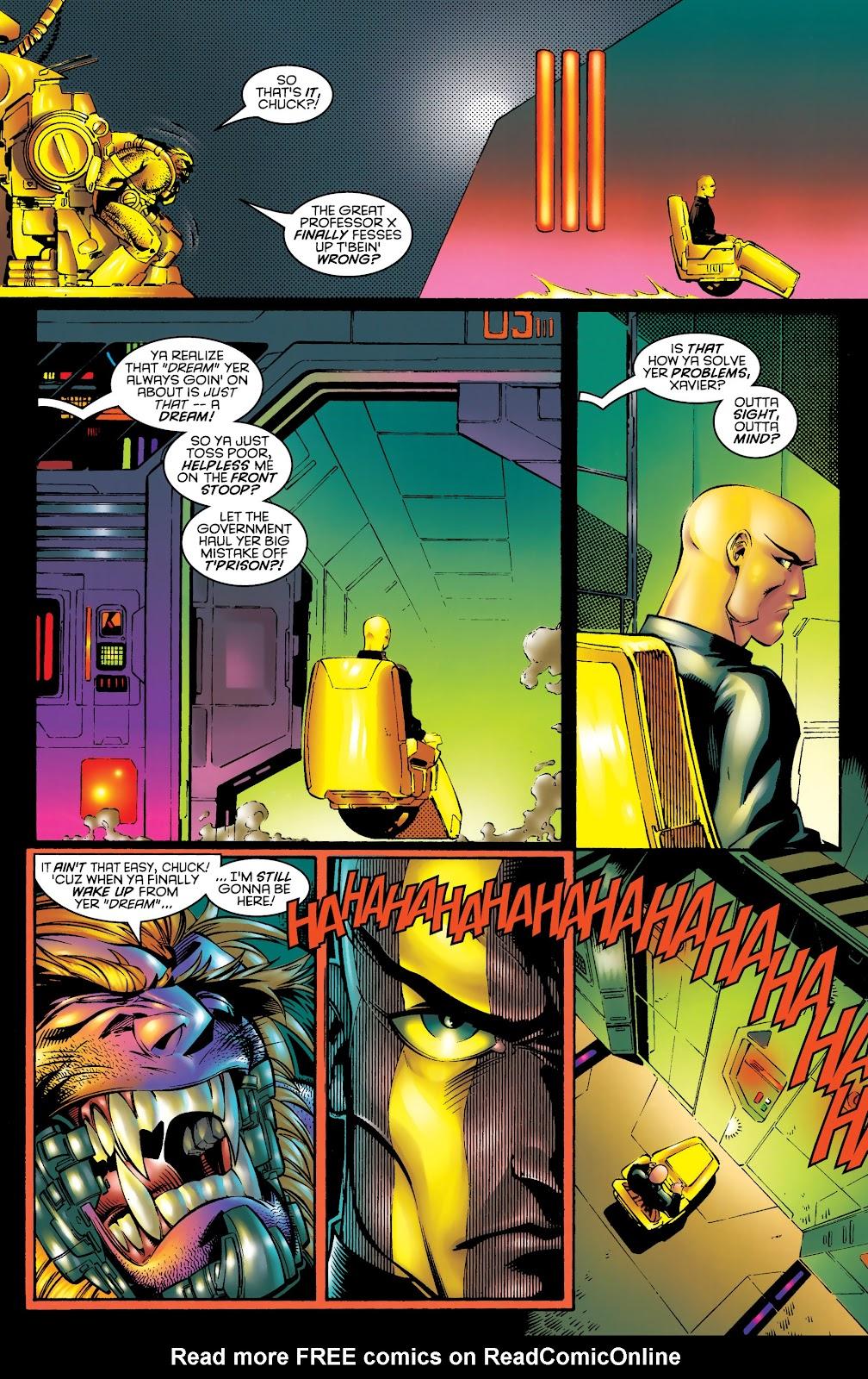 Uncanny X-Men (1963) issue 328 - Page 9