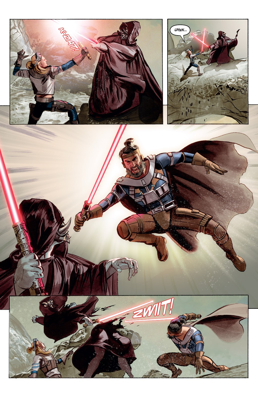 Read online Star Wars Legends: Infinities - Epic Collection comic -  Issue # TPB (Part 3) - 99