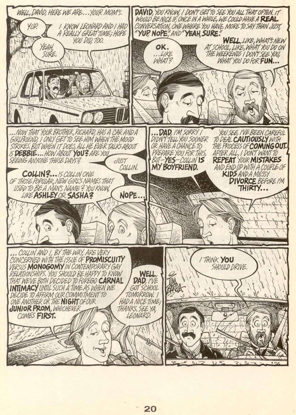 Gay Comix (Gay Comics) issue _Special_1 - Page 23