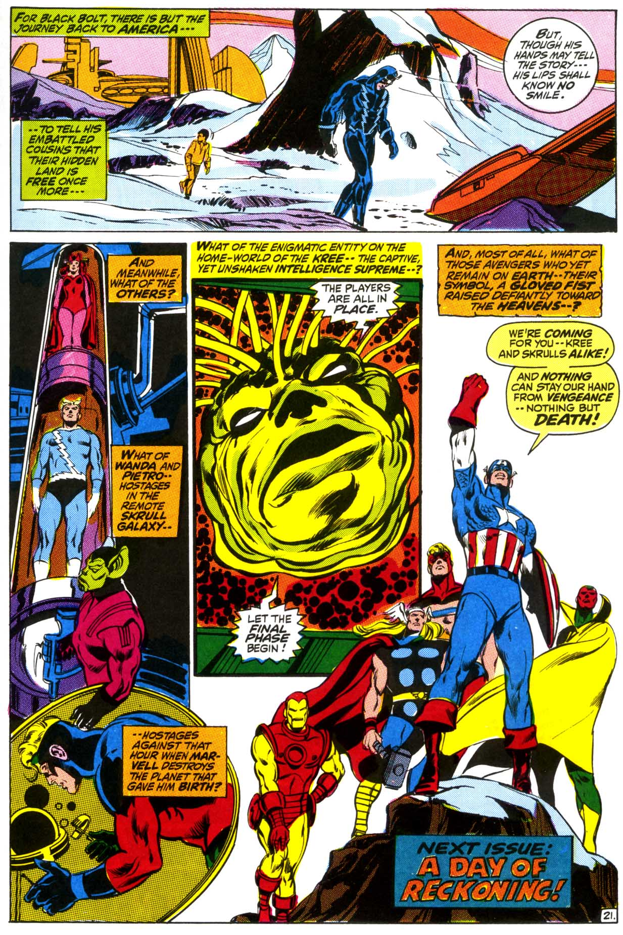 The Avengers (1963) 95 Page 21