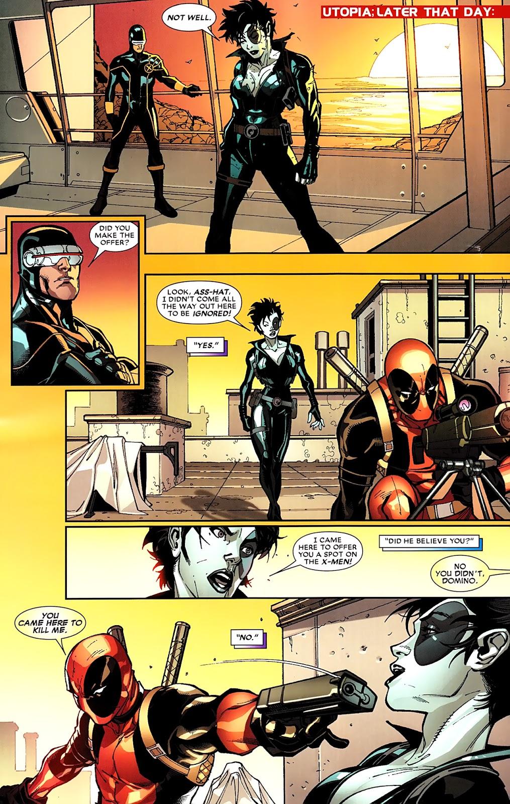 Read online Deadpool (2008) comic -  Issue #16 - 16