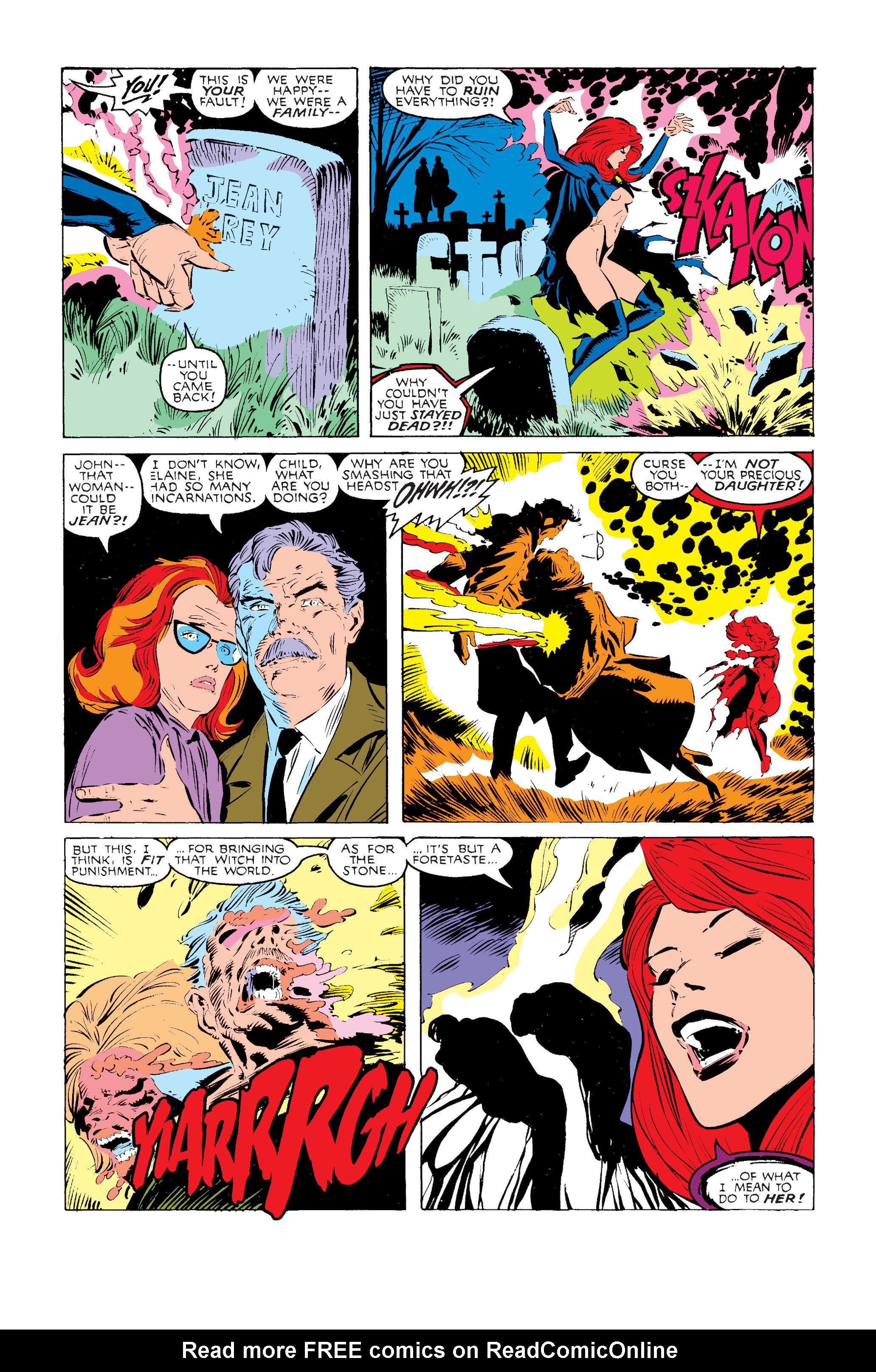 Read online Uncanny X-Men (1963) comic -  Issue #240 - 9