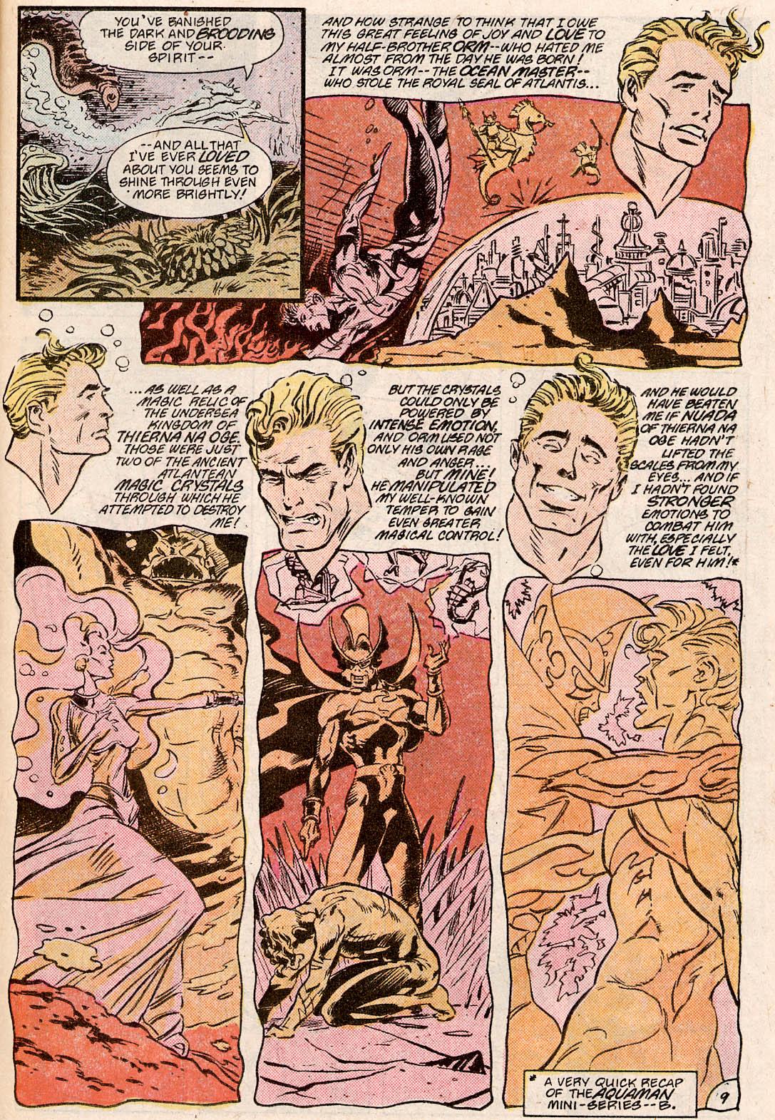 Read online Aquaman Special comic -  Issue #Aquaman Special Full - 11