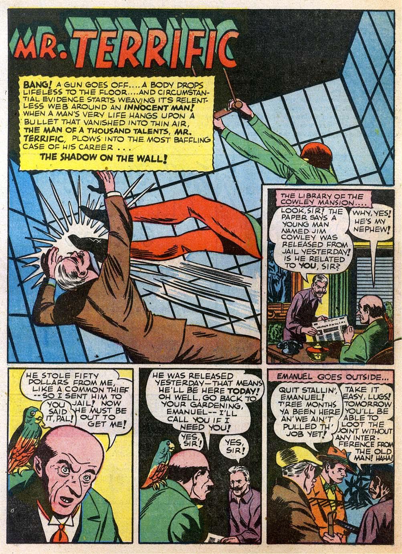 Read online Sensation (Mystery) Comics comic -  Issue #27 - 42