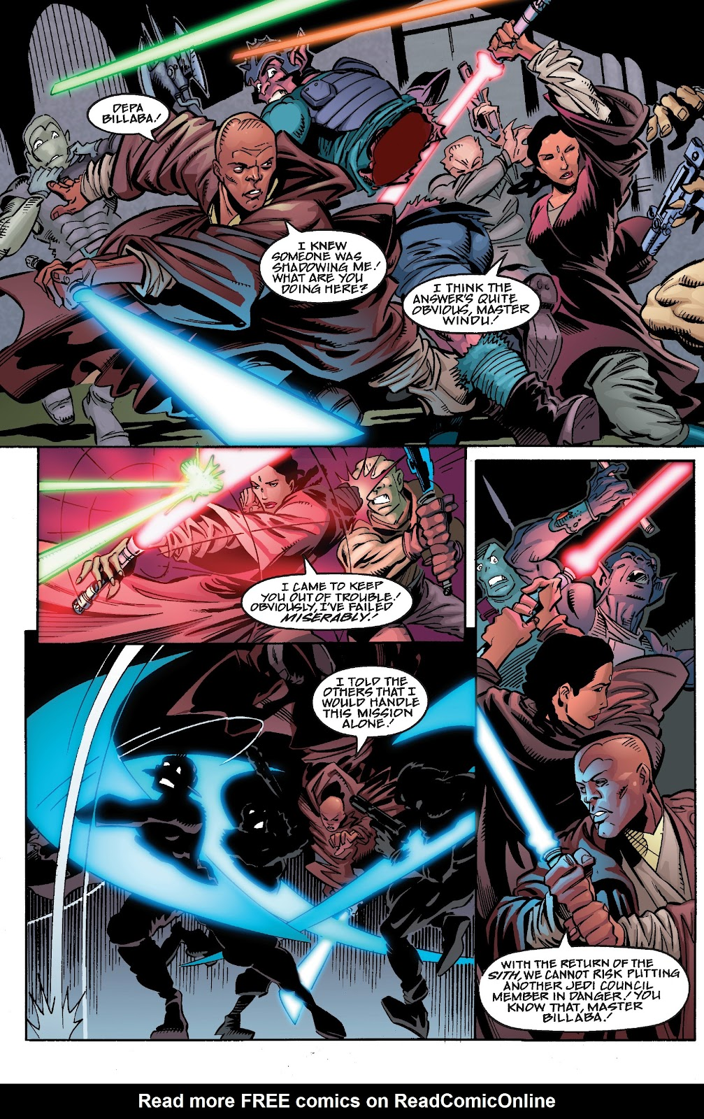 Read online Star Wars Legends Epic Collection: The Menace Revealed comic -  Issue # TPB (Part 4) - 47
