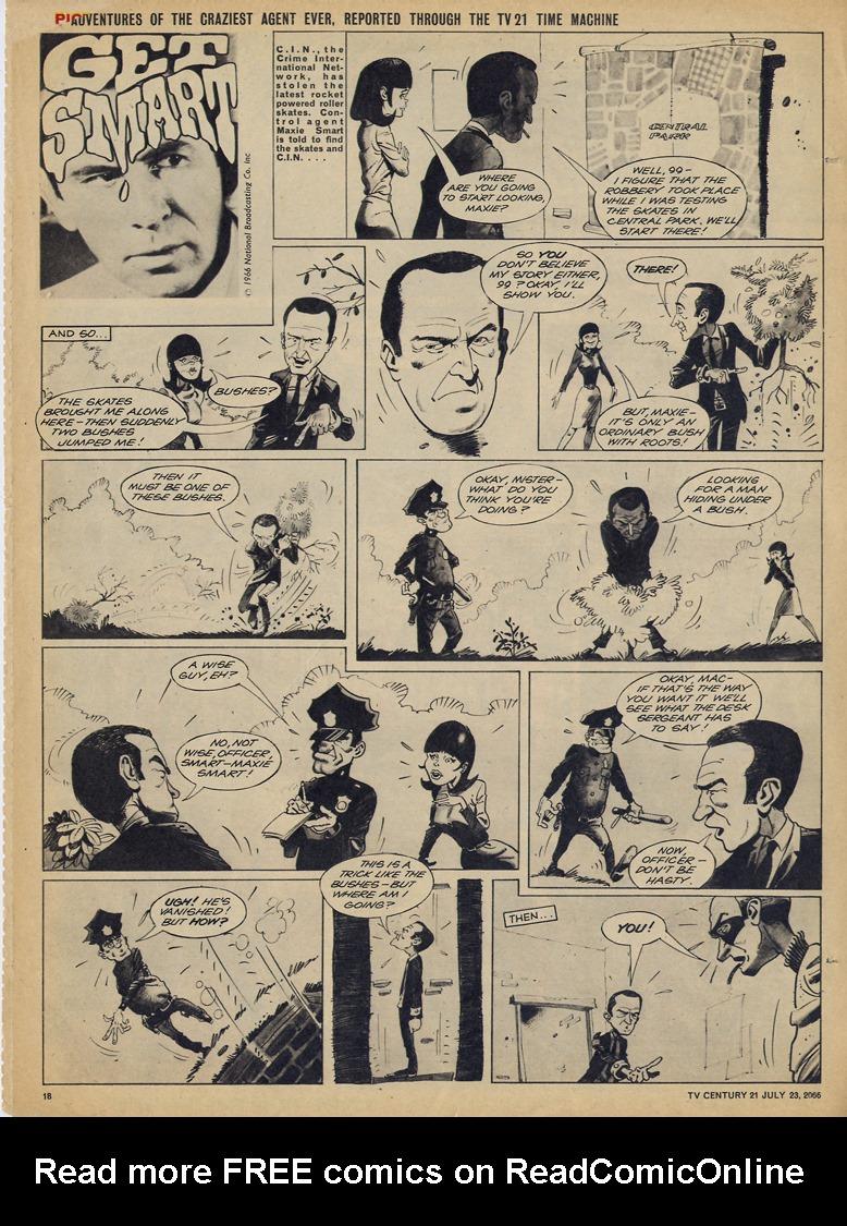 Read online TV Century 21 (TV 21) comic -  Issue #79 - 17