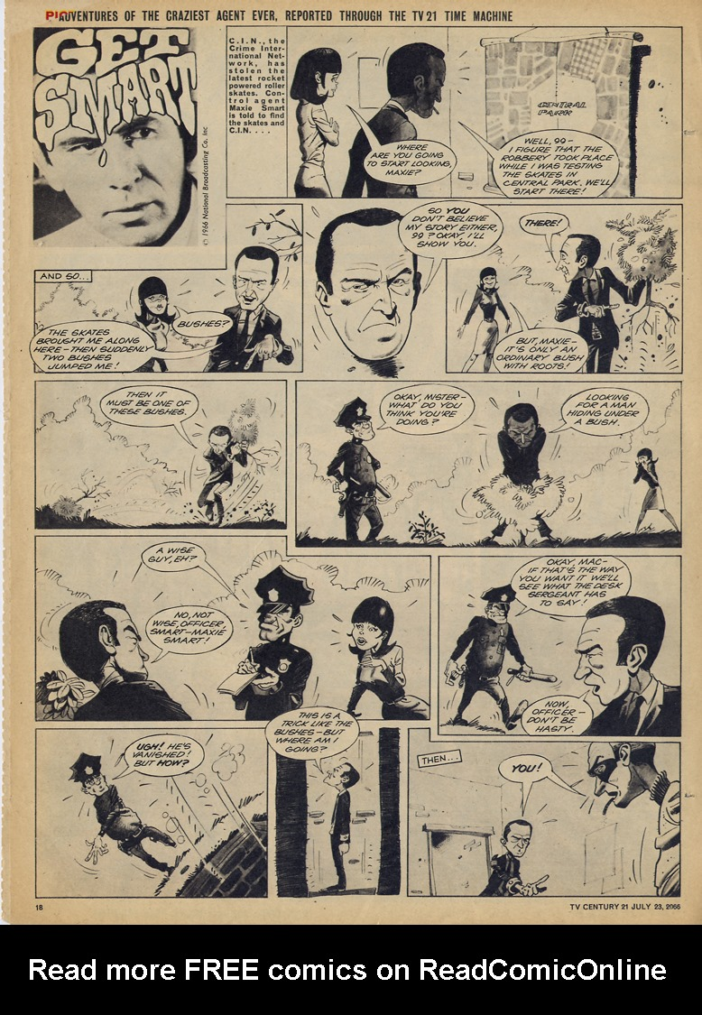 TV Century 21 (TV 21) issue 79 - Page 17