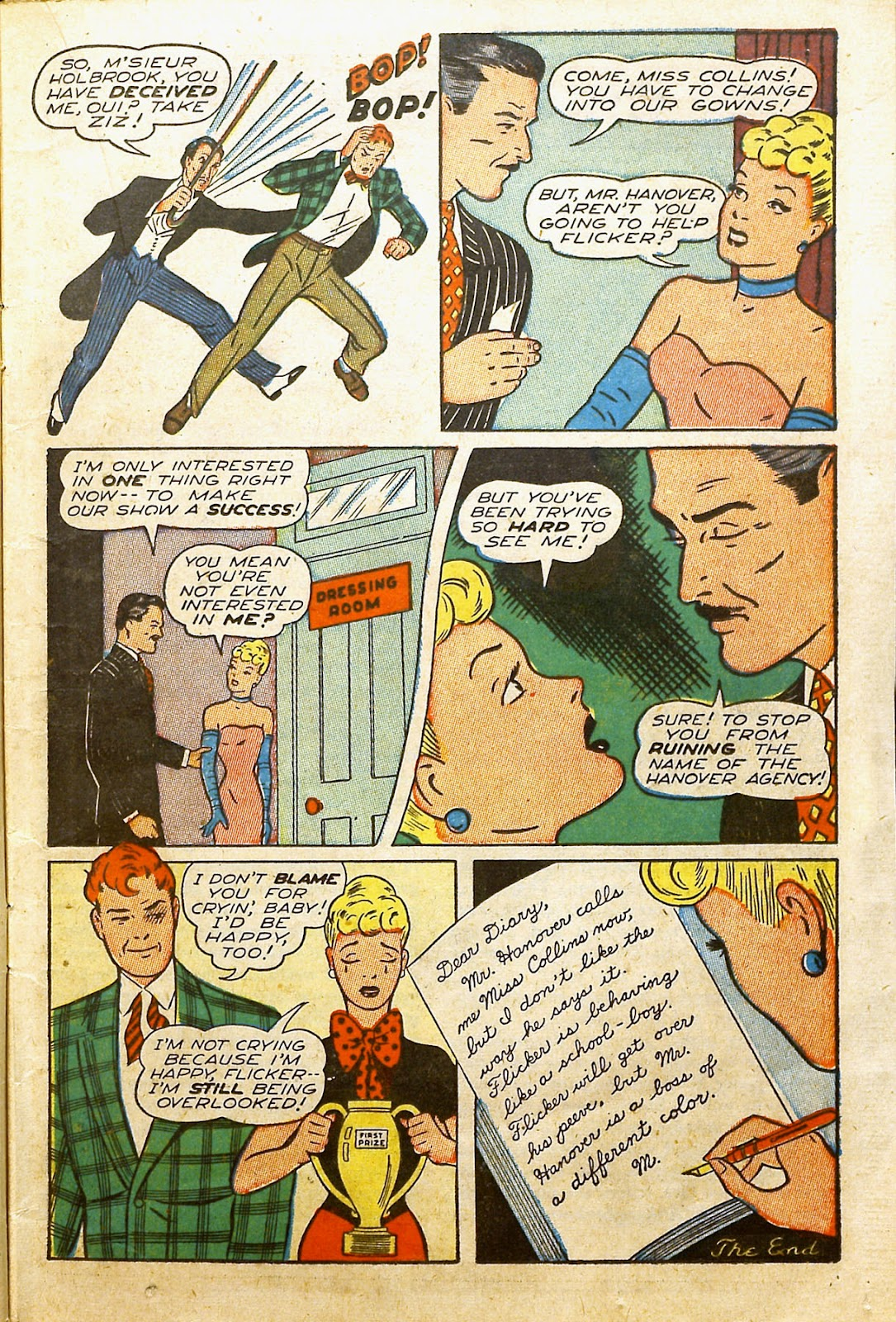Read online Millie the Model comic -  Issue #2 - 19