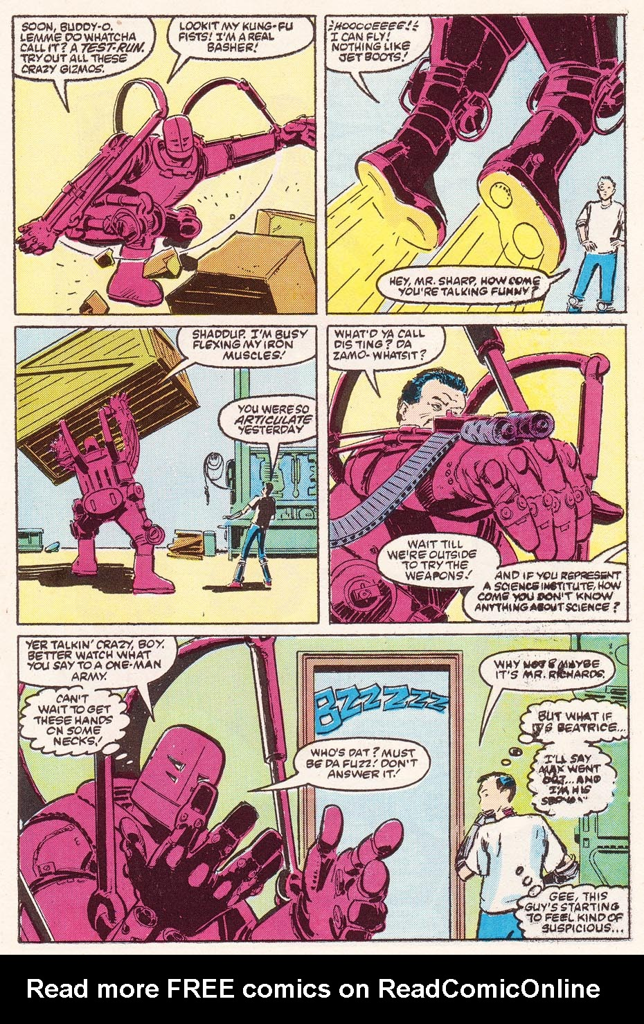 Web of Spider-Man (1985) _Annual 1 #1 - English 23