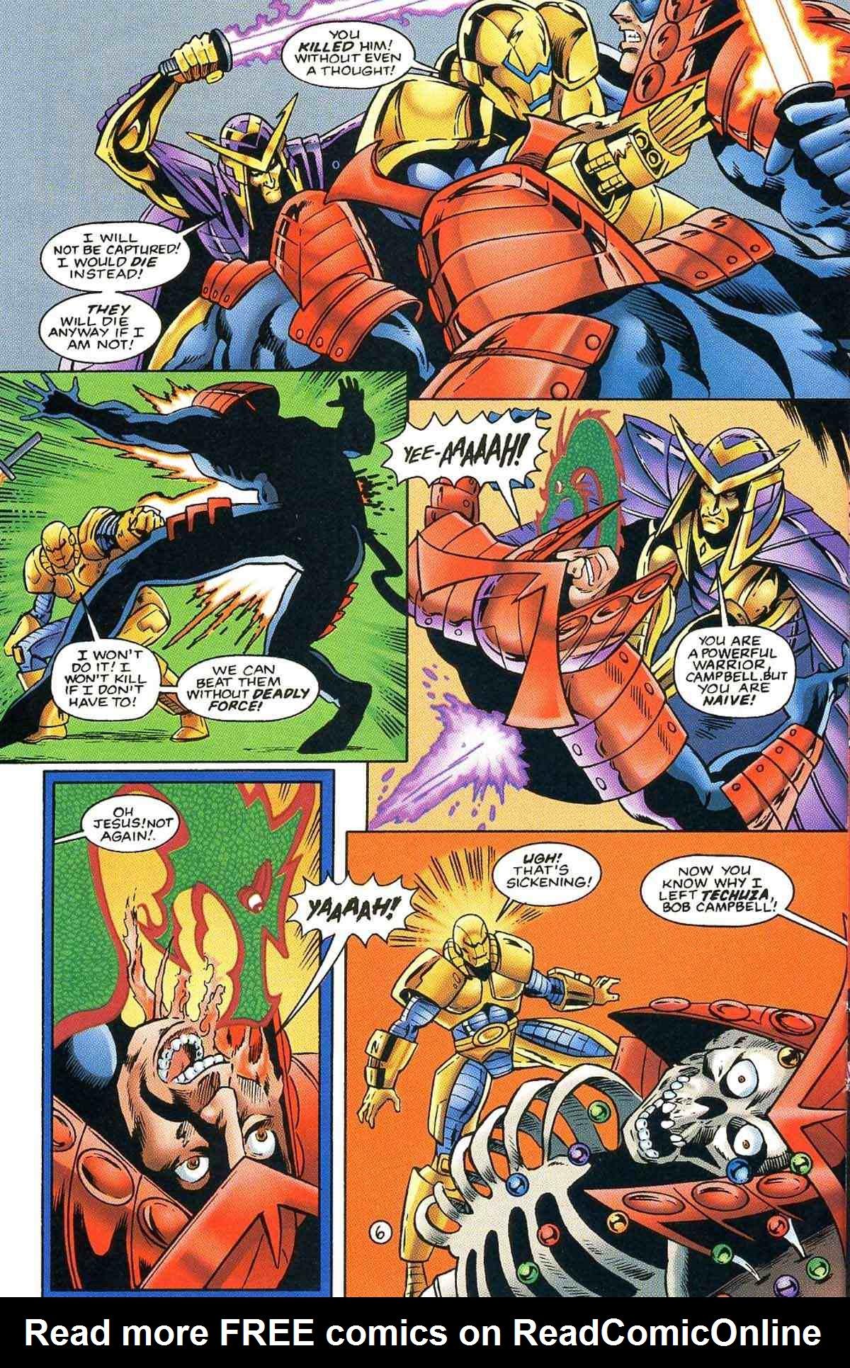 Read online Ultraverse Premiere comic -  Issue #10 - 39