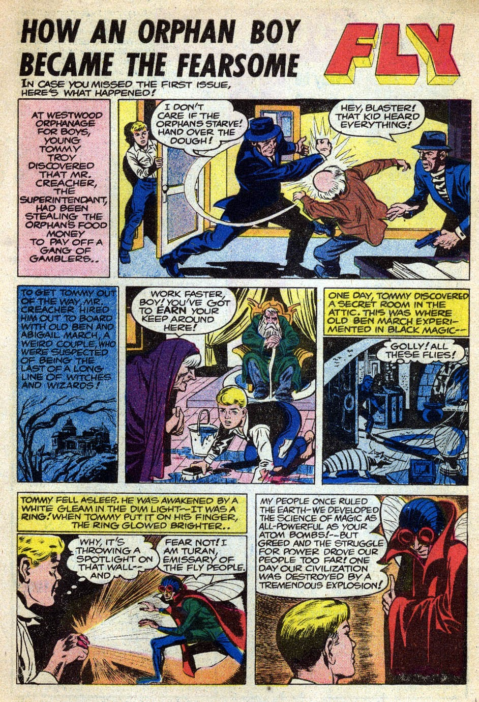 The Fly (1959) issue 3 - Page 10