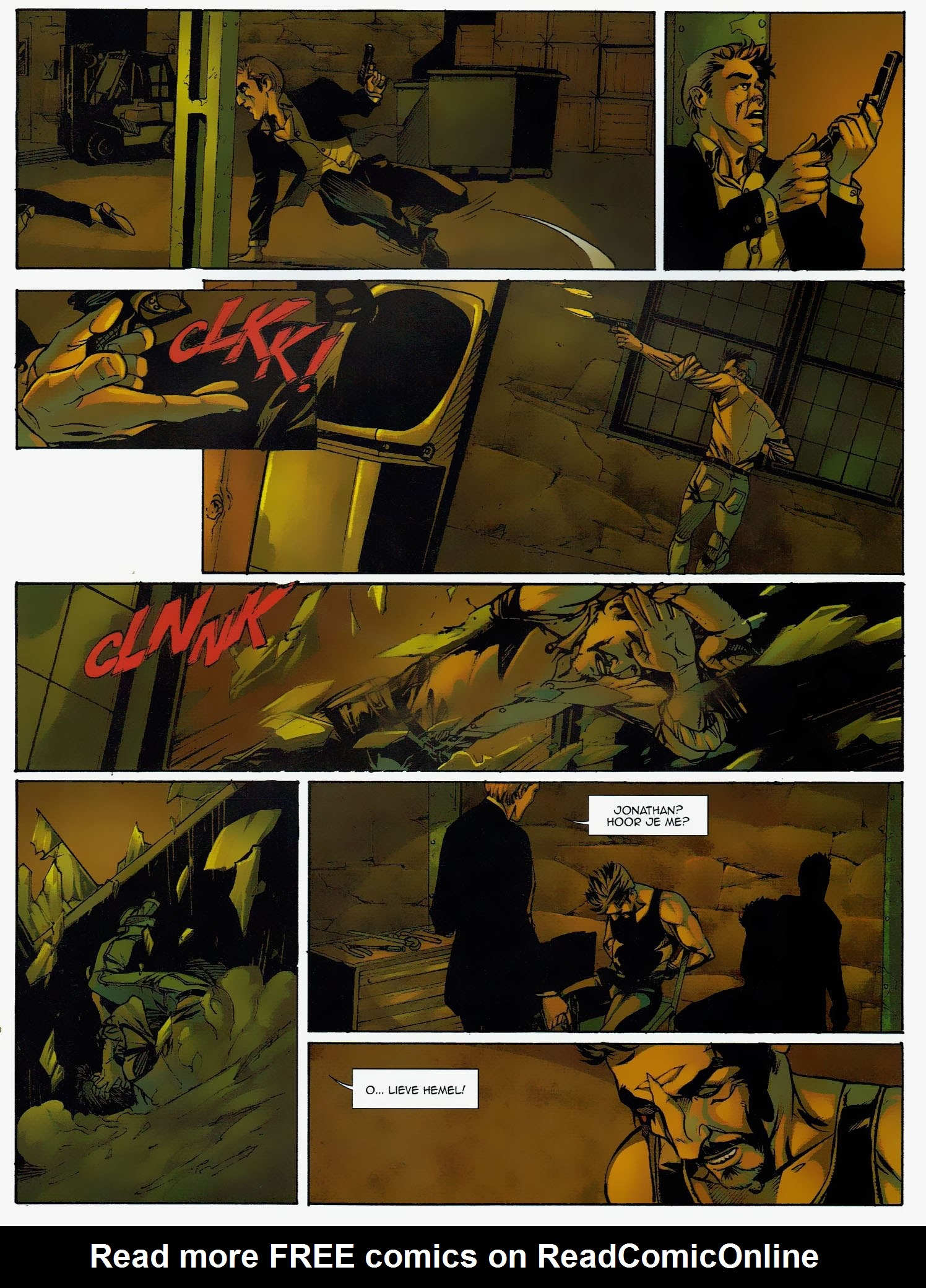 Read online Assassin's Creed (2009) comic -  Issue #6 - 8