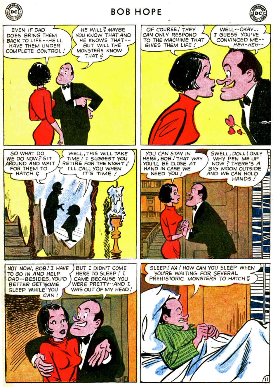 The Adventures of Bob Hope issue 69 - Page 15