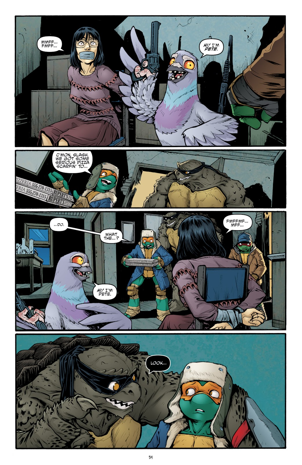 Read online Teenage Mutant Ninja Turtles: The IDW Collection comic -  Issue # TPB 4 (Part 3) - 61