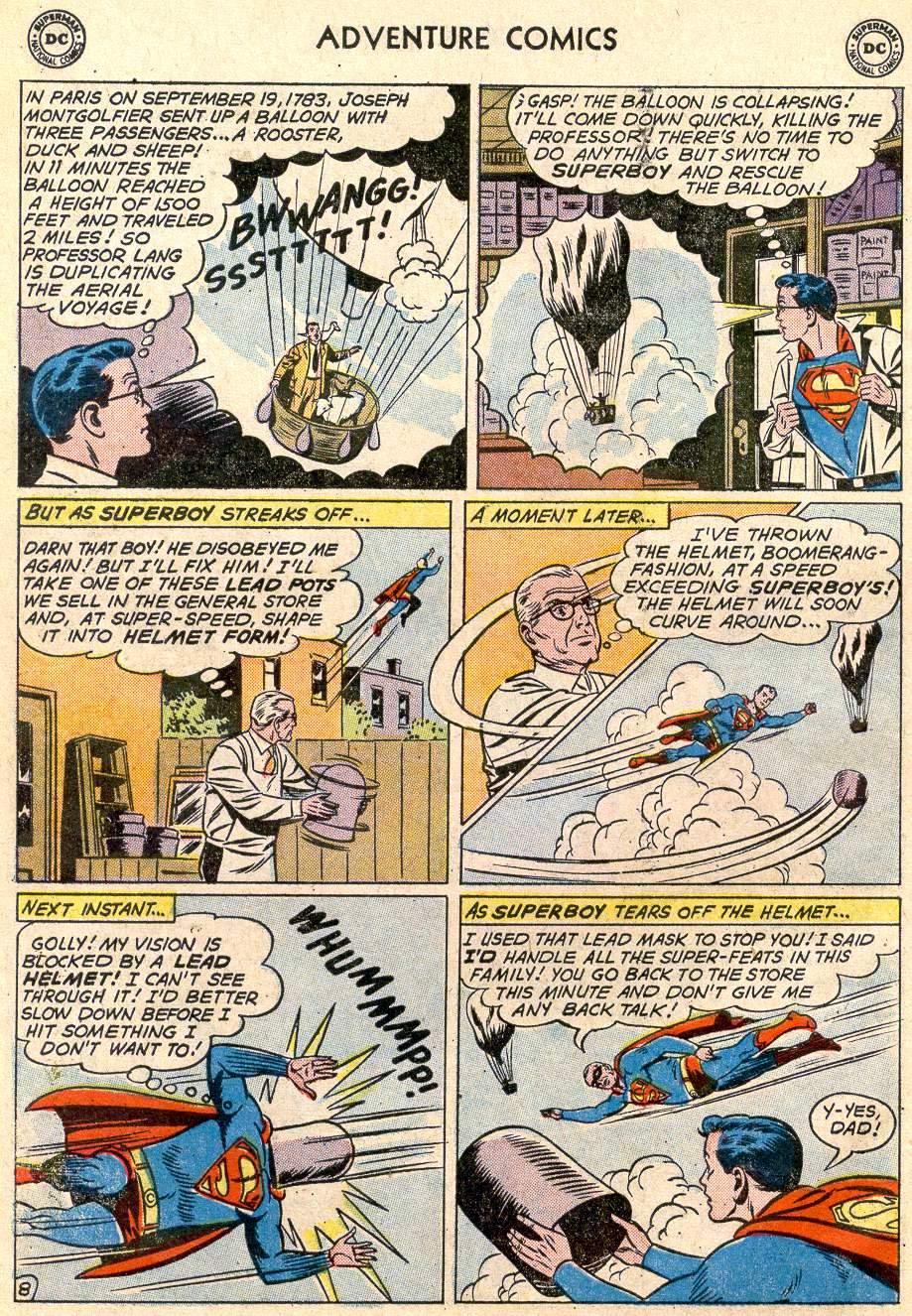 Read online Adventure Comics (1938) comic -  Issue #289 - 10