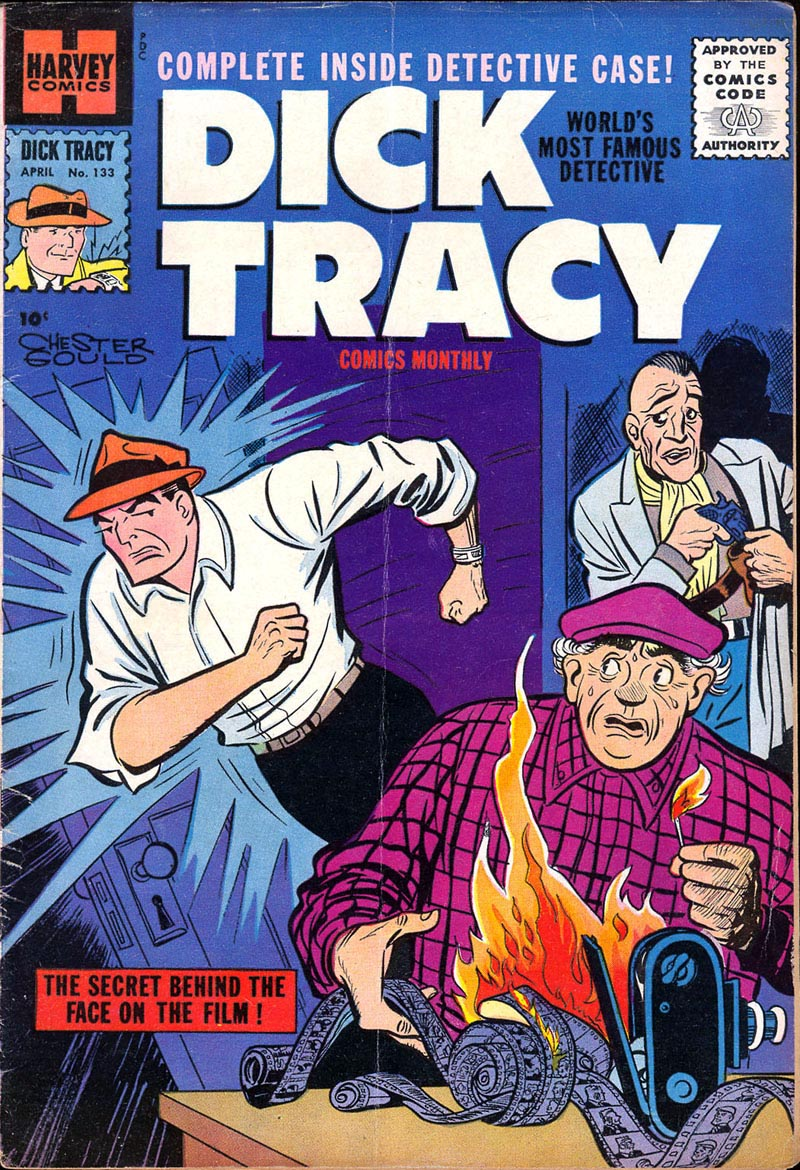Dick Tracy (1950) 133 Page 1