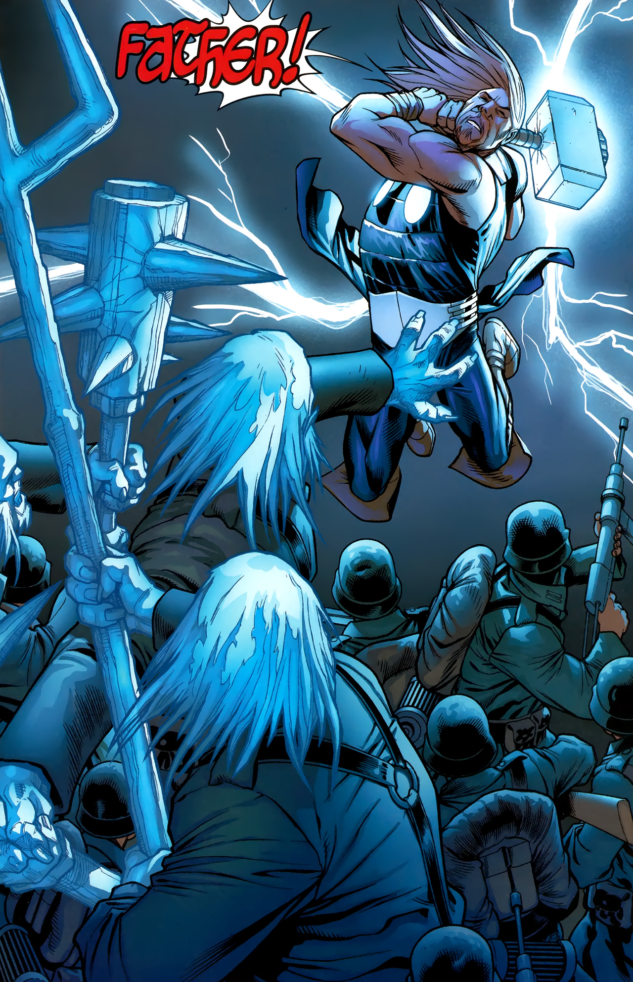 Read online Ultimate Thor comic -  Issue #3 - 22