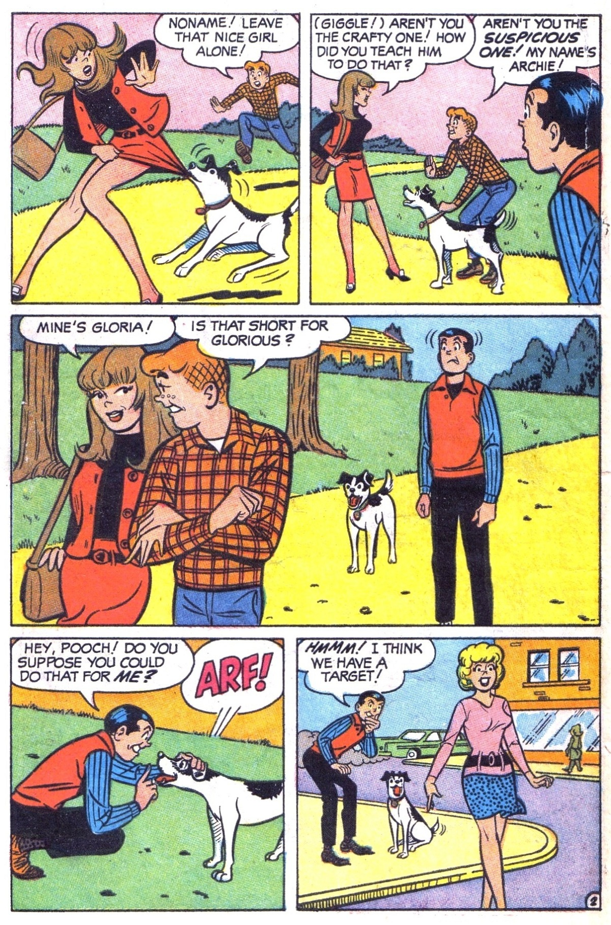 Read online Archie (1960) comic -  Issue #182 - 30