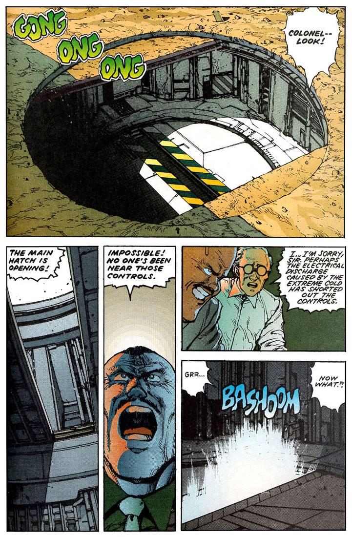 Read online Akira comic -  Issue #11 - 24
