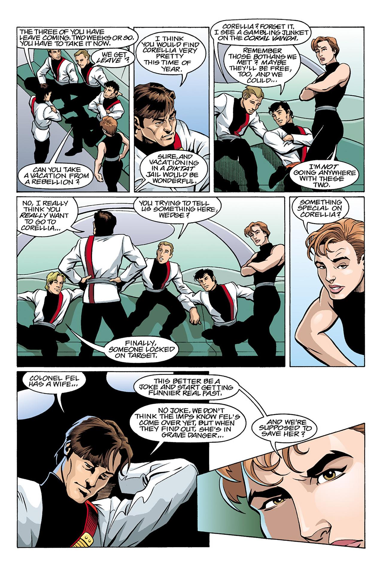Read online Star Wars Omnibus comic -  Issue # Vol. 3 - 142