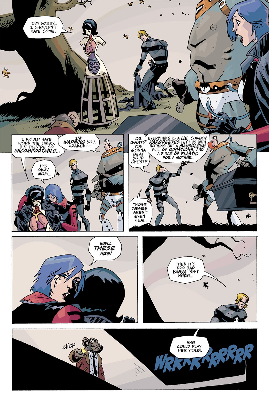 The Umbrella Academy: Apocalypse Suite issue 2 - Page 14
