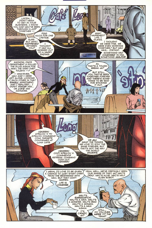 Read online Alpha Flight (1997) comic -  Issue #1 - 10
