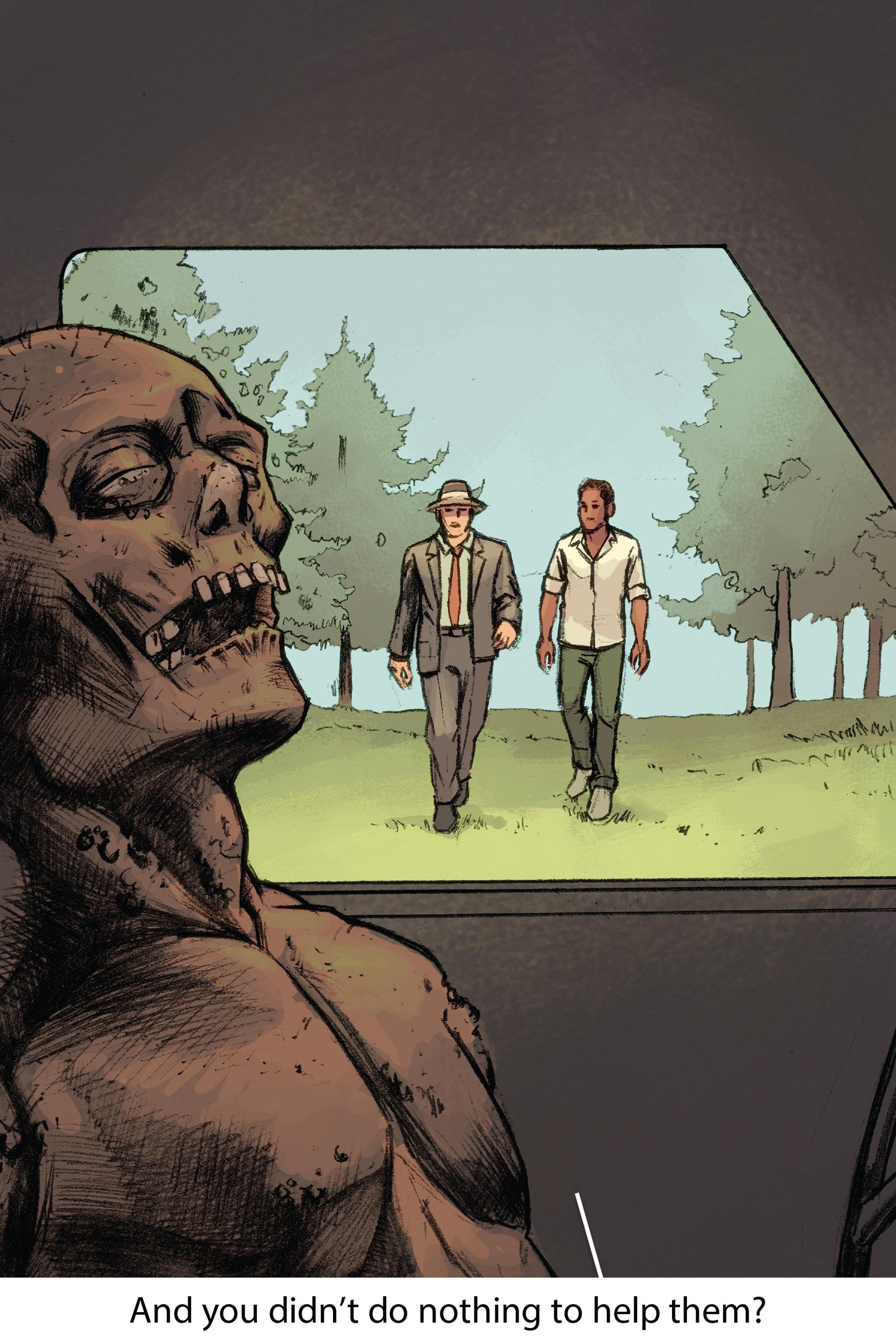 Read online Soul comic -  Issue #2 - 116