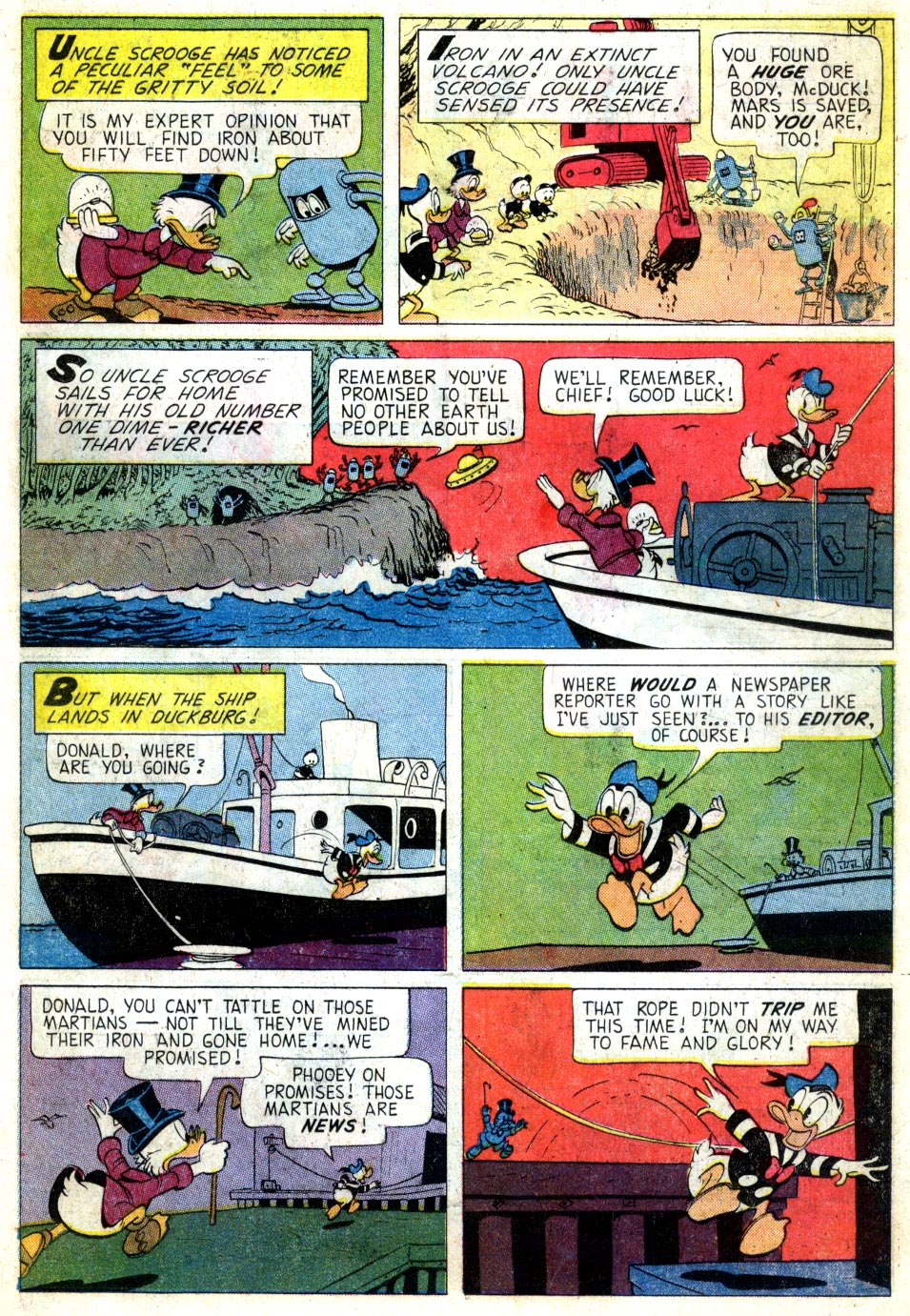 Read online Uncle Scrooge (1953) comic -  Issue #46 - 23
