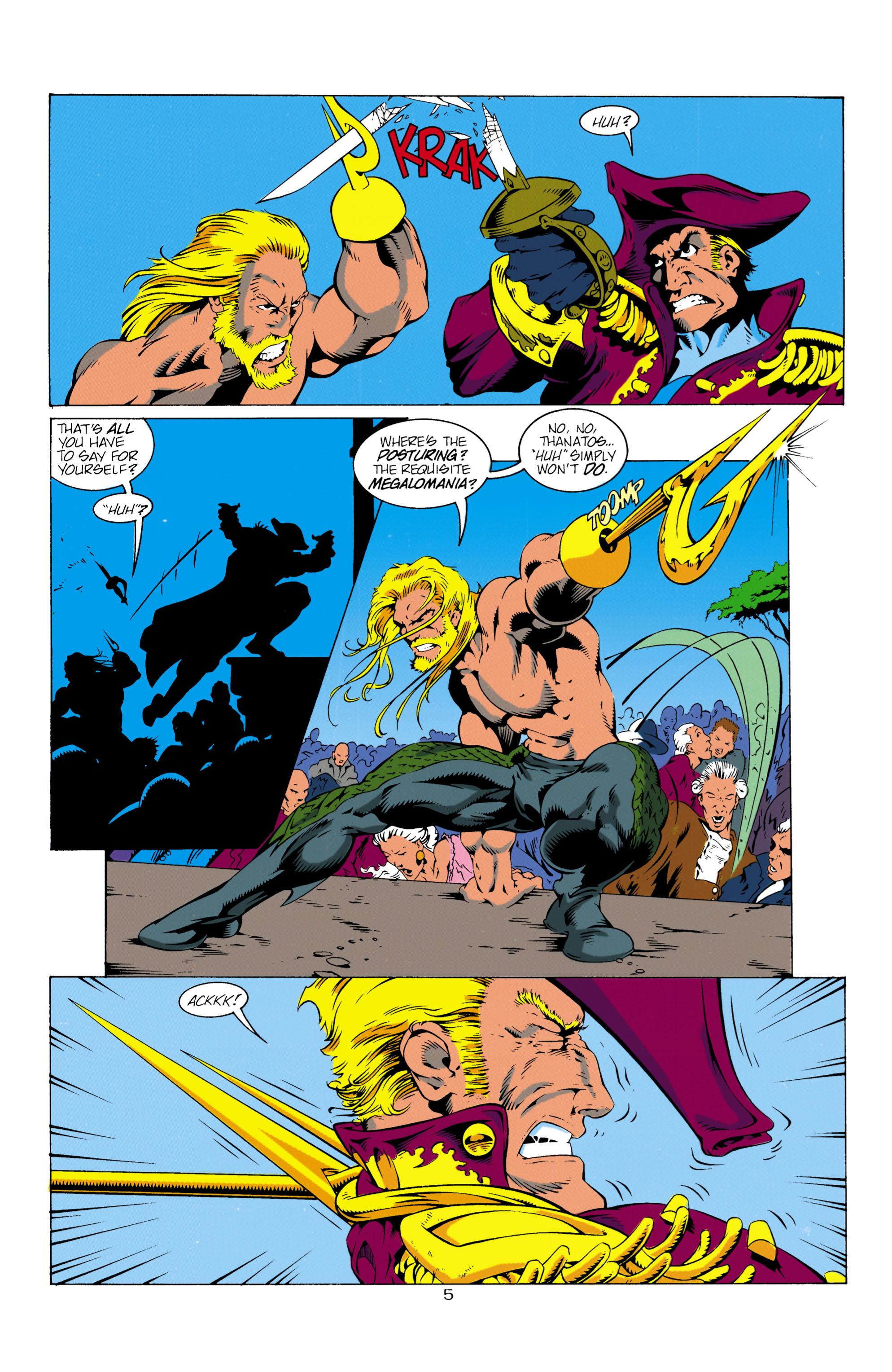 Read online Aquaman (1994) comic -  Issue #13 - 6