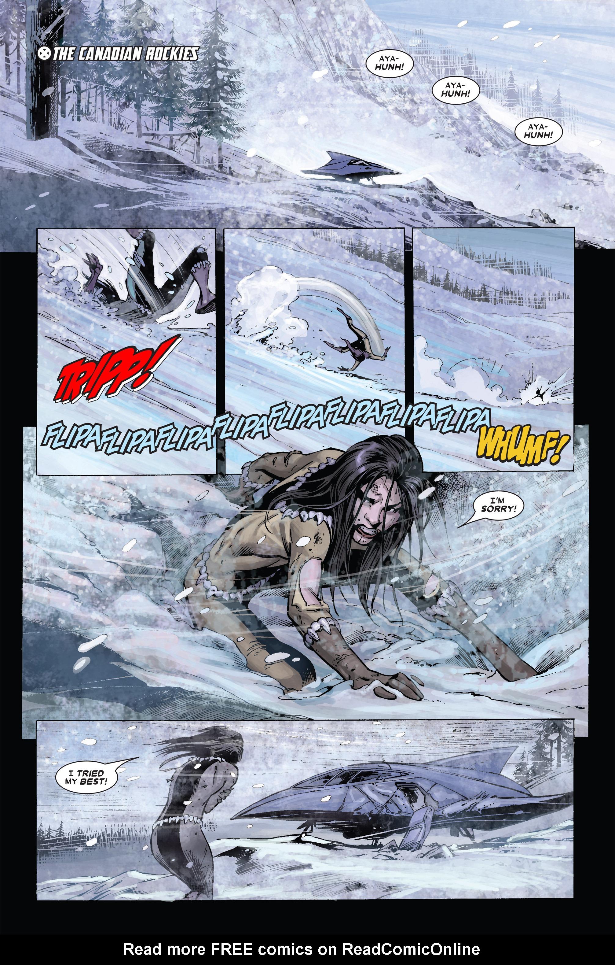 Read online Uncanny X-Men (1963) comic -  Issue #455 - 21