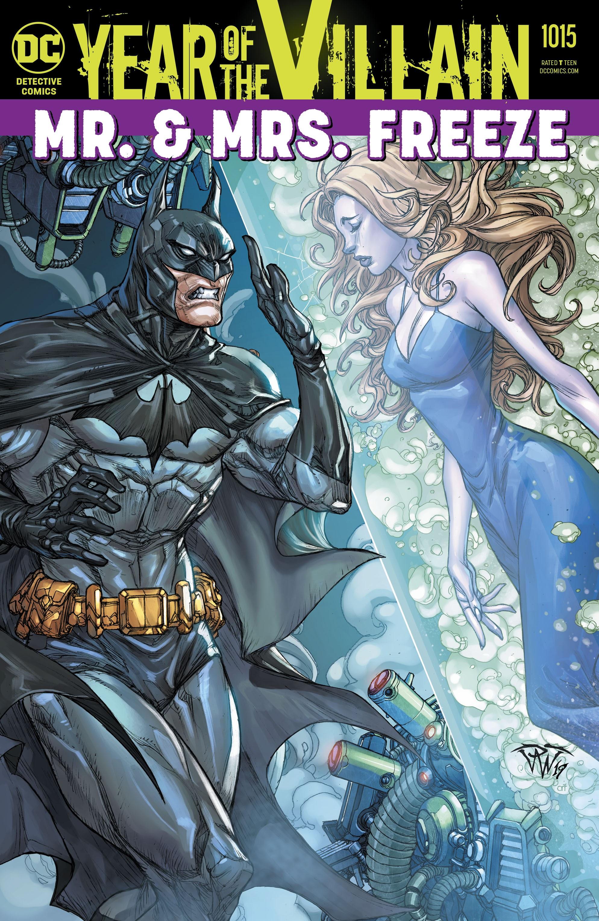 Detective Comics (2016) 1015 Page 1