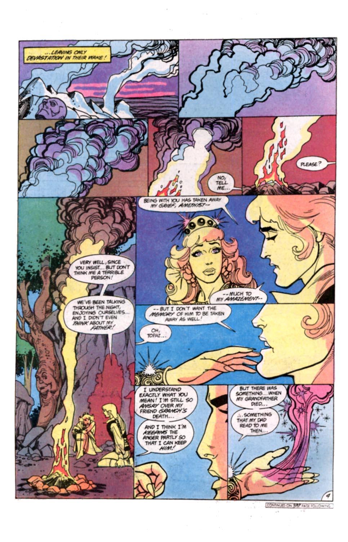 Read online Amethyst, Princess of Gemworld comic -  Issue #8 - 5