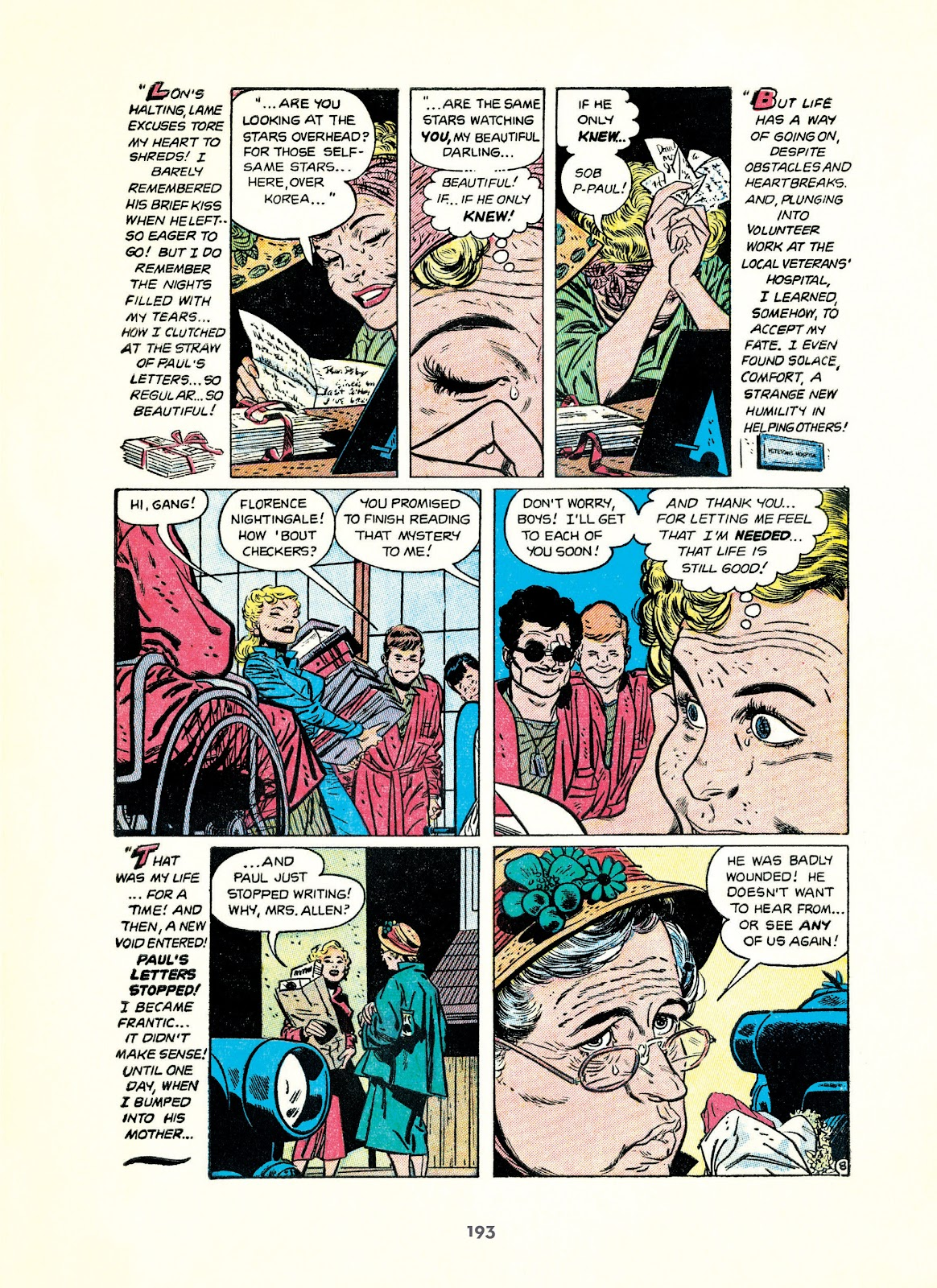 Read online Setting the Standard: Comics by Alex Toth 1952-1954 comic -  Issue # TPB (Part 2) - 94