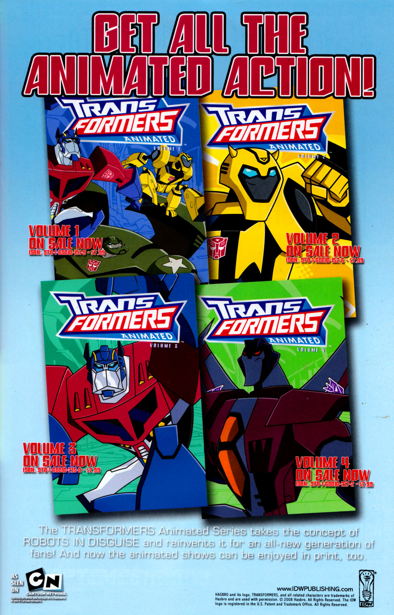 Read online Transformers: Saga of the Allspark comic -  Issue #4 - 31