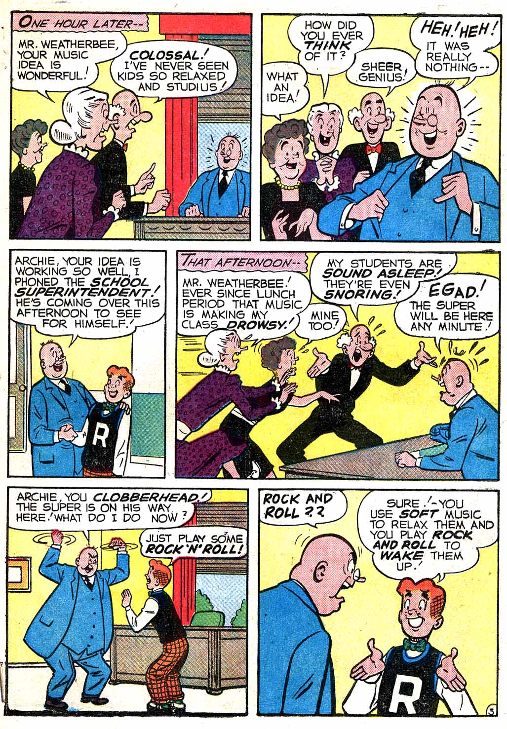 Read online Archie (1960) comic -  Issue #115 - 23