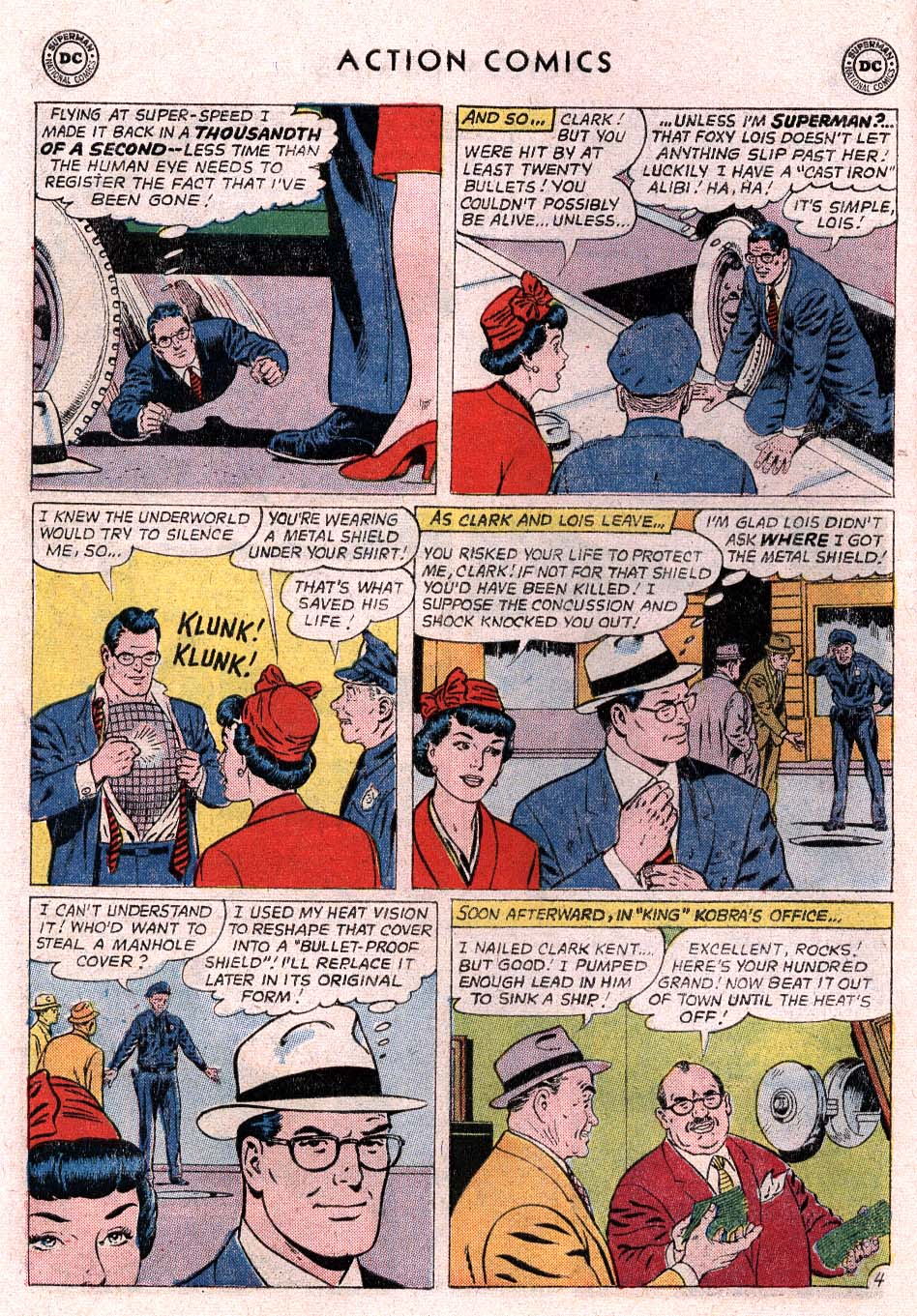 Read online Action Comics (1938) comic -  Issue #307 - 5