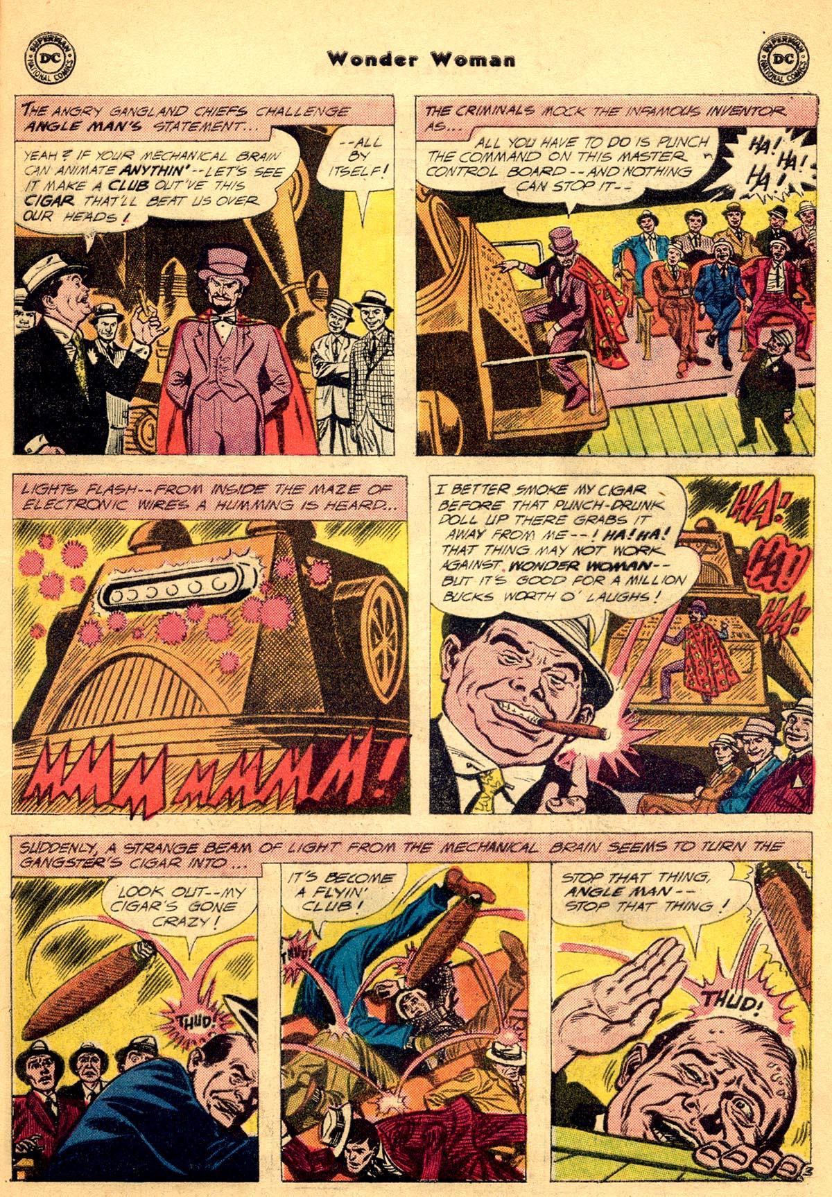 Read online Wonder Woman (1942) comic -  Issue #115 - 5