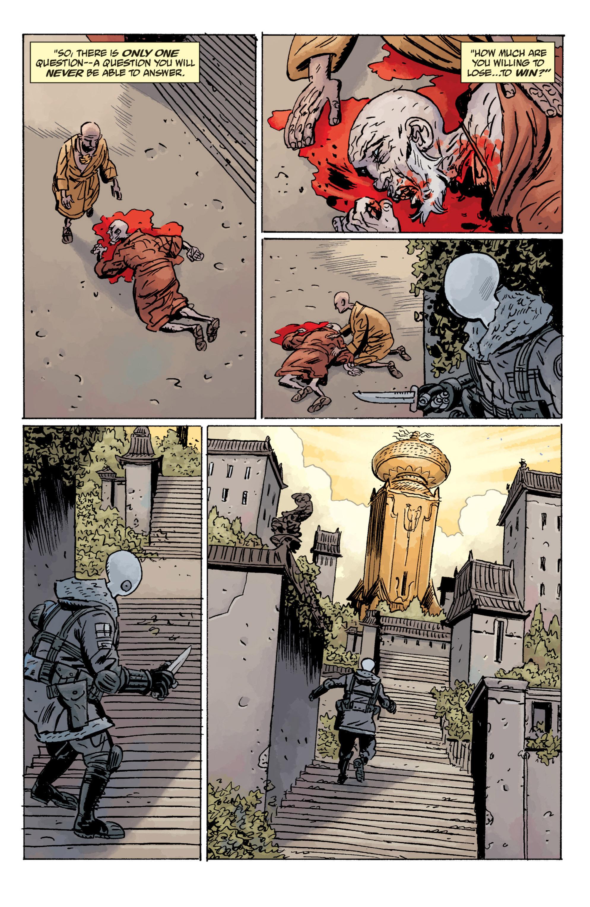 Read online B.P.R.D. (2003) comic -  Issue # TPB 11 - 104