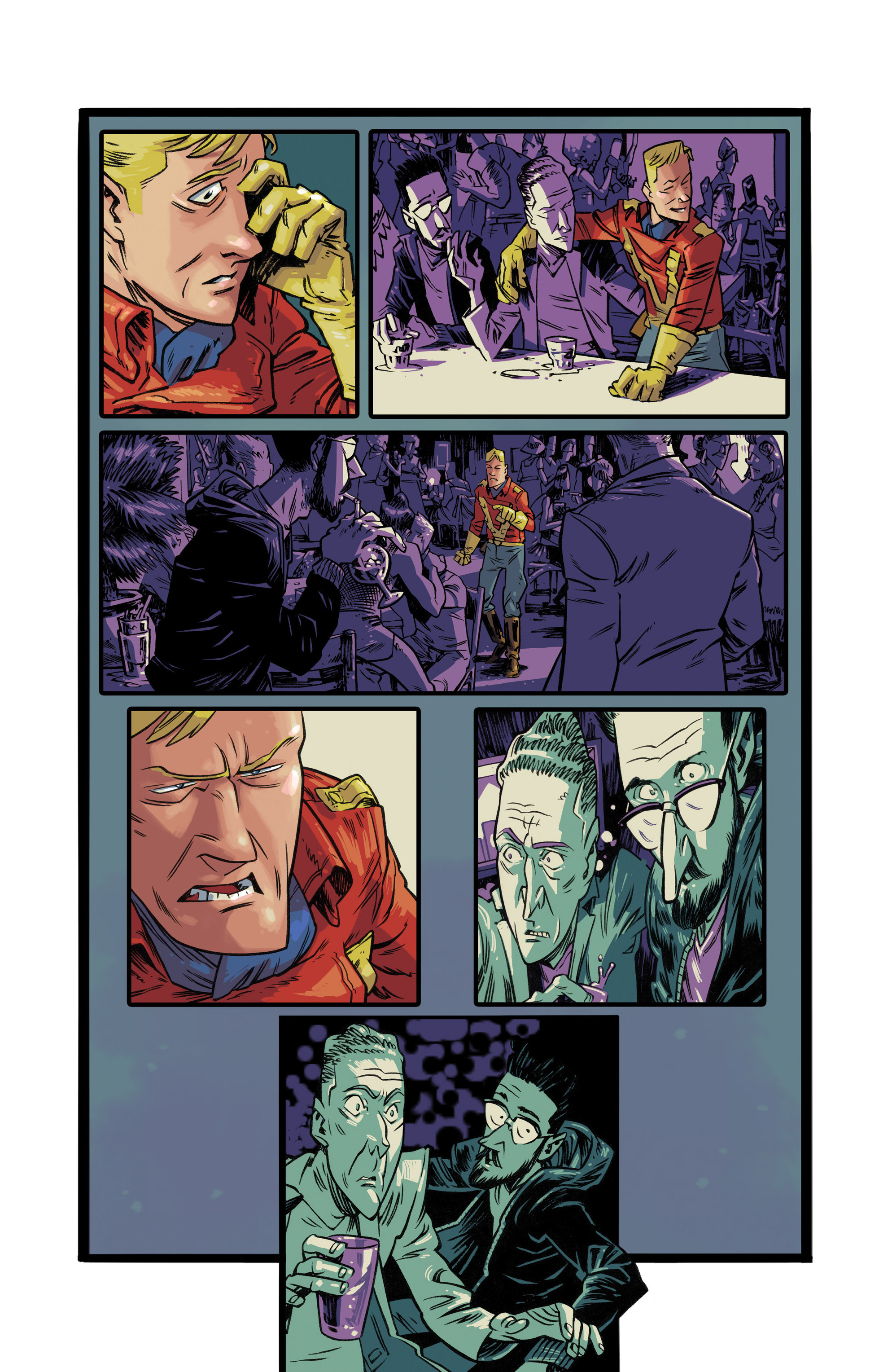Read online Airboy comic -  Issue #3 - 3