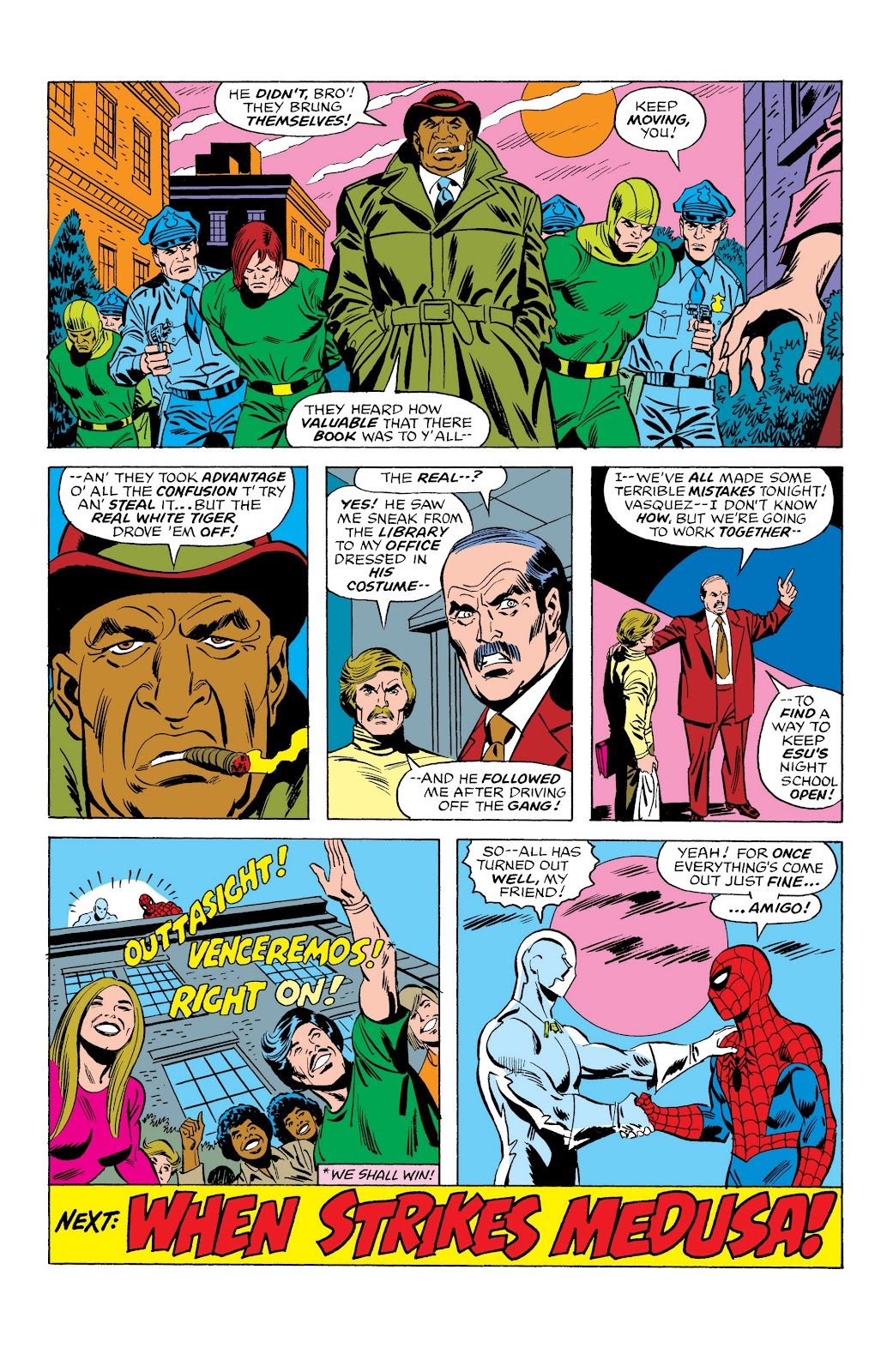 Read online Marvel Masterworks: The Spectacular Spider-Man comic -  Issue # TPB (Part 2) - 73