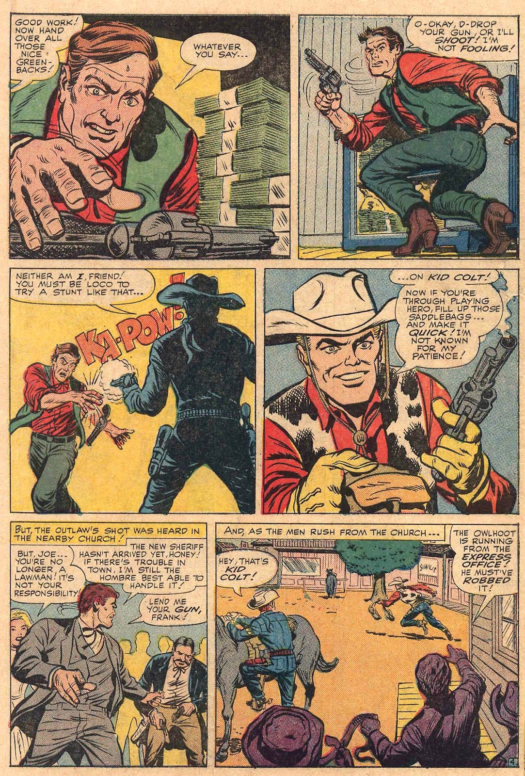 The Rawhide Kid (1955) issue 50 - Page 6