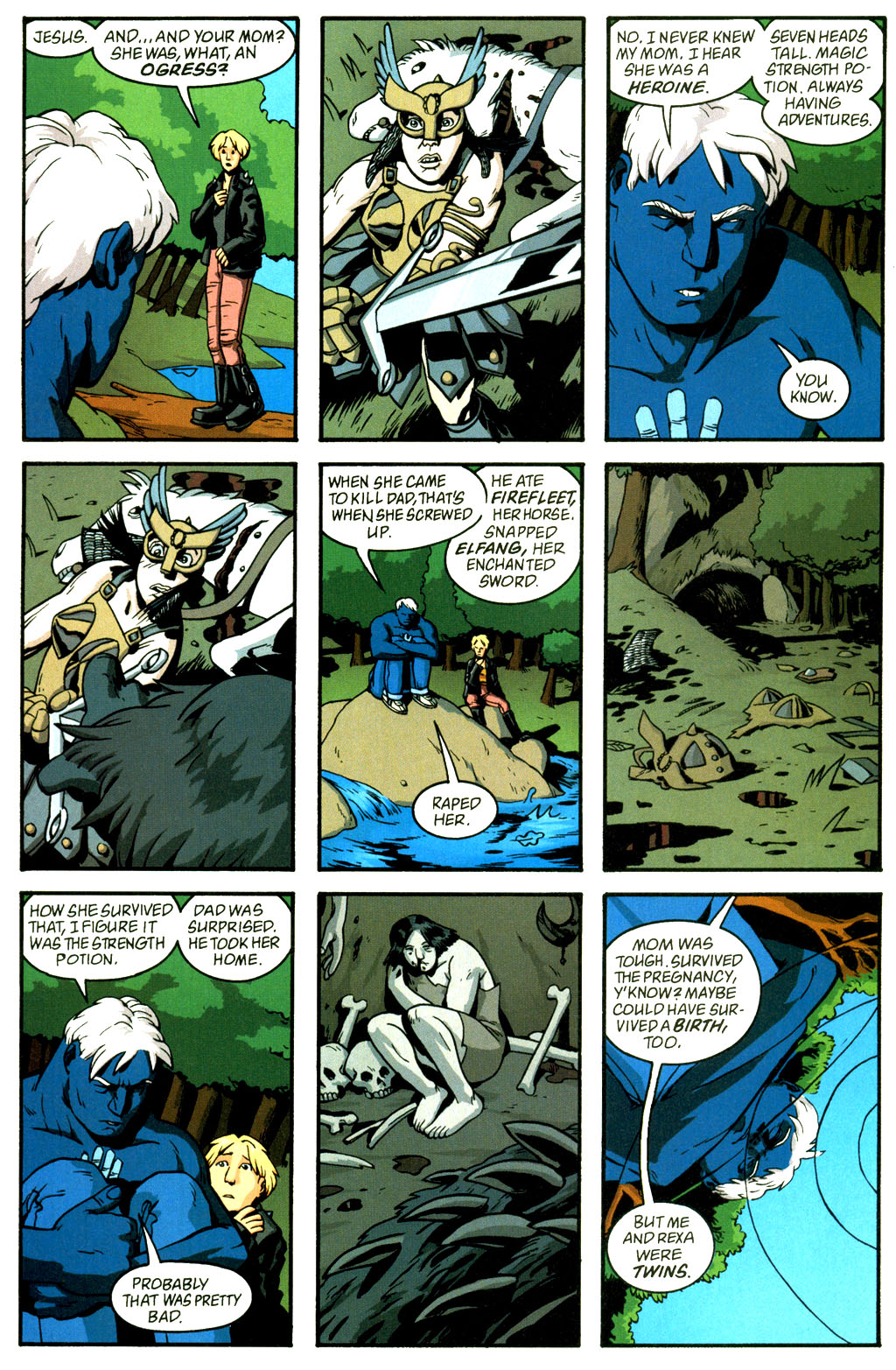 Read online Smax comic -  Issue #2 - 9